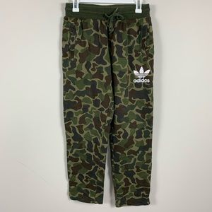Camo adidas jogger lounge pants